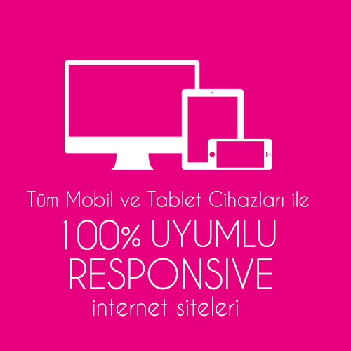 RESPONSIVE WEBSİTELERİ